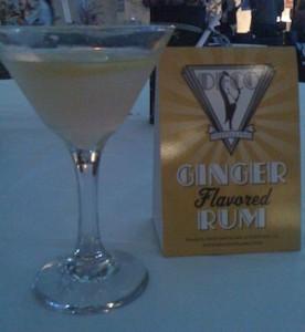 Deco Ginger Rum