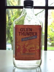 Glen Thunder Corn Whiskey