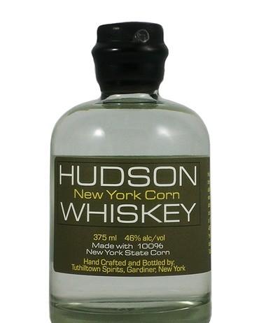 Tuthilltown Spirits New York Corn Hudson Whiskey