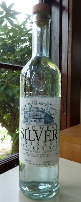High West Silver Whiskey