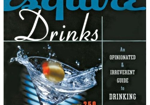 Esquire Drinks Book by David Wondrich