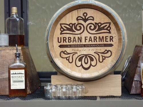 Urban Farmer's Revolutionary Custom Whiskey Program