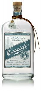Corrido Cristalino Blanco Tequila