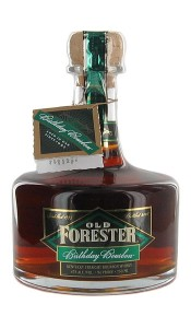 2008 Old Forester Birthday Bourbon