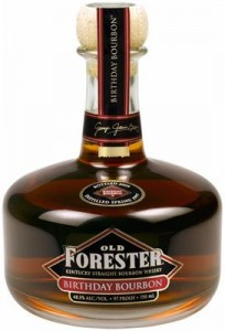 2009 Old Forester Birthday Bourbon