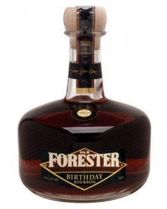 2010 Old Forester Birthday Bourbon