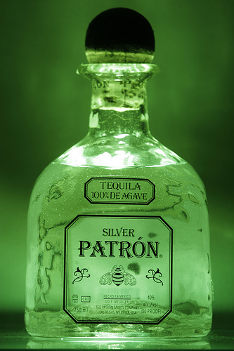Patrón Goes Green