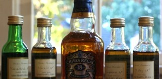 Deconstructing Chivas Regal 18