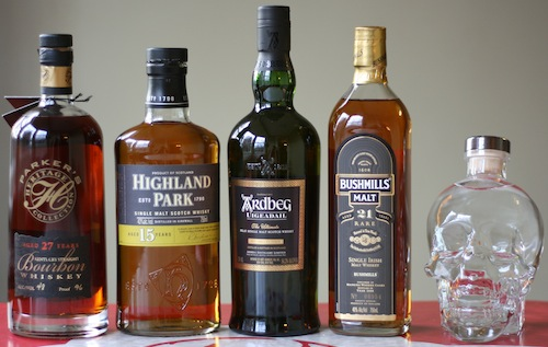 Great Spirits to Give as Holiday Gifts