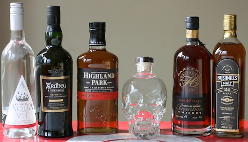 Holiday Gift Guide Spirits