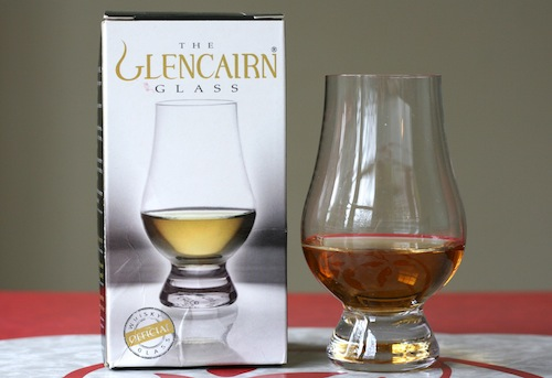 Glencarin Whisky Glass