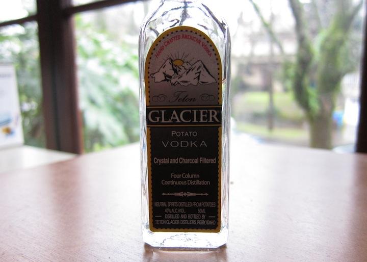 Teton Glacier Potato Vodka