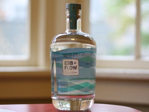 Ebb + Flow Vodka Review