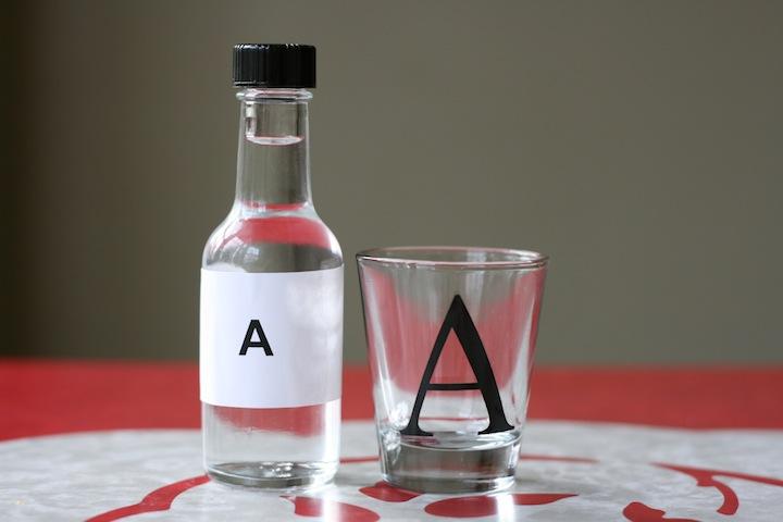 """Mystery Vodka """"A"""""""