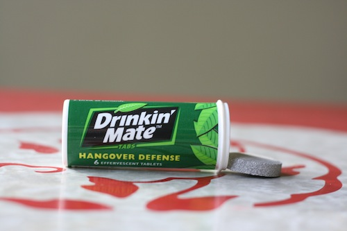Drinkin' Mate Hangover Defense Tabs