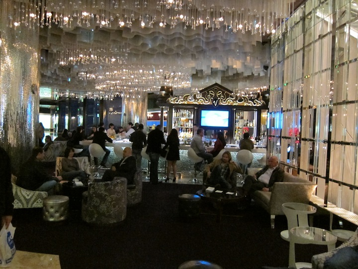 The Vesper Bar at The Cosmopolitan Hotel