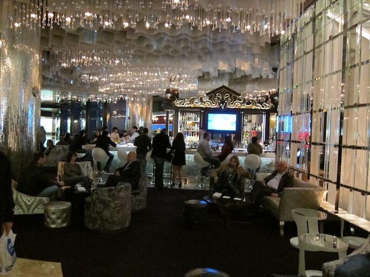 The Vesper Bar at The Cosmopolitan Hotel