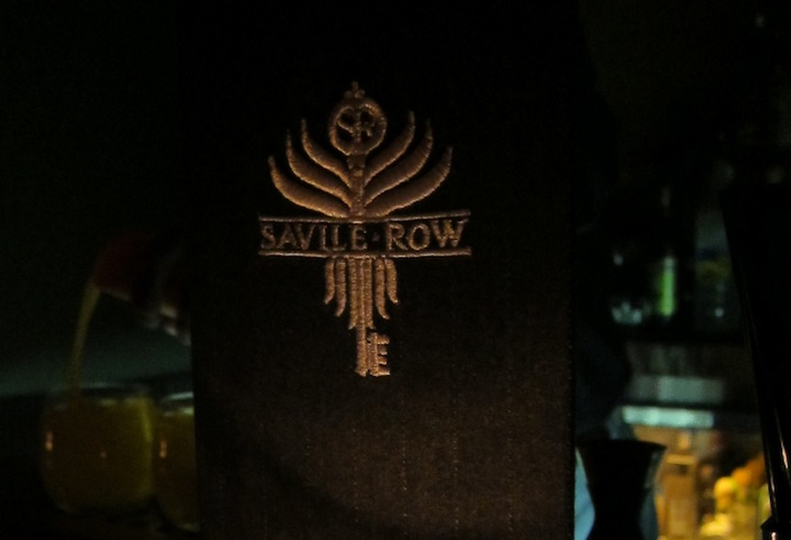 Savile Row at The Luxor