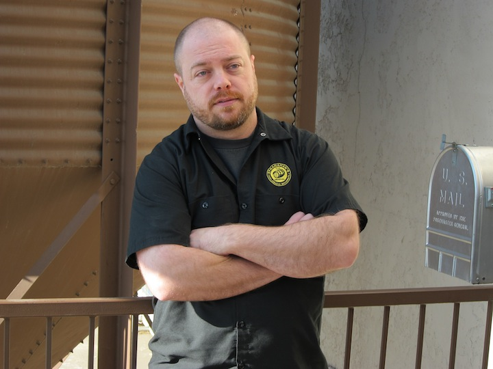 Stranahan's Master Distiller Jake Norris