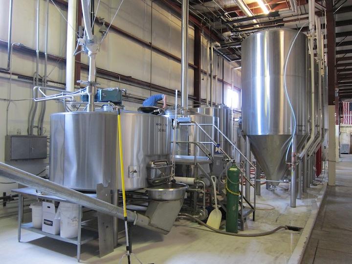 Stranahan's Sanitary Fermentation System