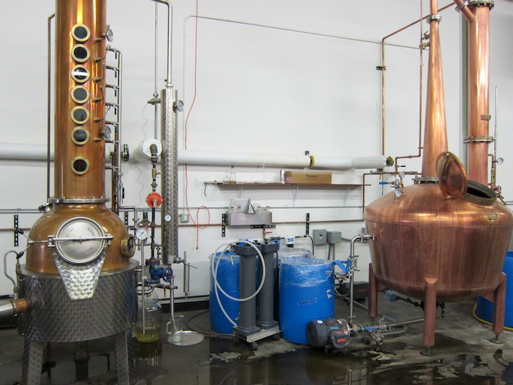 The Stills at Leopold Brothers
