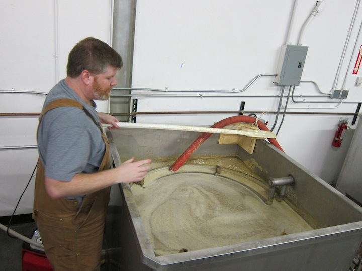 Todd Leopold and Fermenting Rye Whiskey