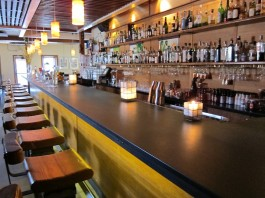 Inside at The Bitter Bar