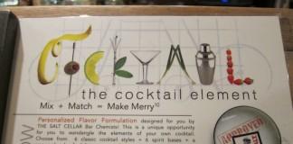 Unique Cocktail Menus