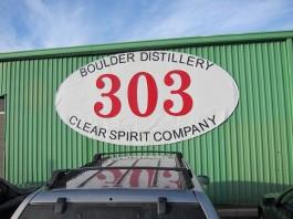 Boulder Distillery 303 Vodka