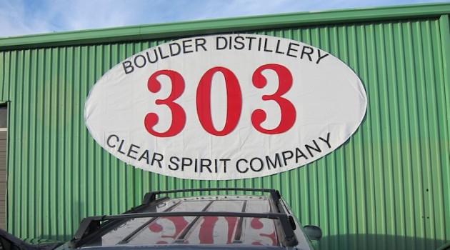 Boulder Distillery 303 Vodka