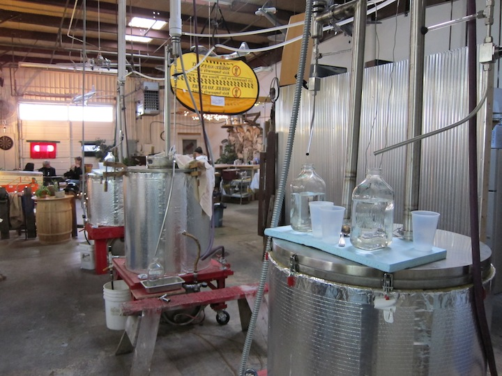 Three Hand Made Stills