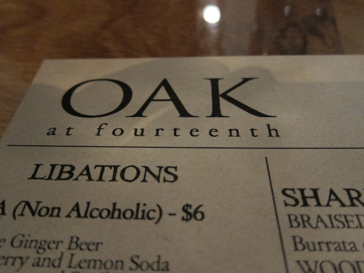Oak at Fourteenth in Boulder Colorado