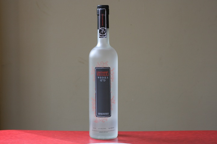 Finger Lakes Distilling Vintner's Vodka