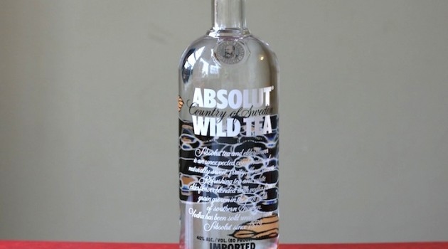 Absolut Wild Tea Vodka