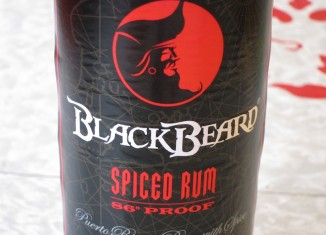 BlackBeard Spiced Rum Review