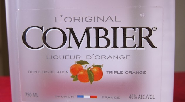 Combier Tripple Orange Liqueur