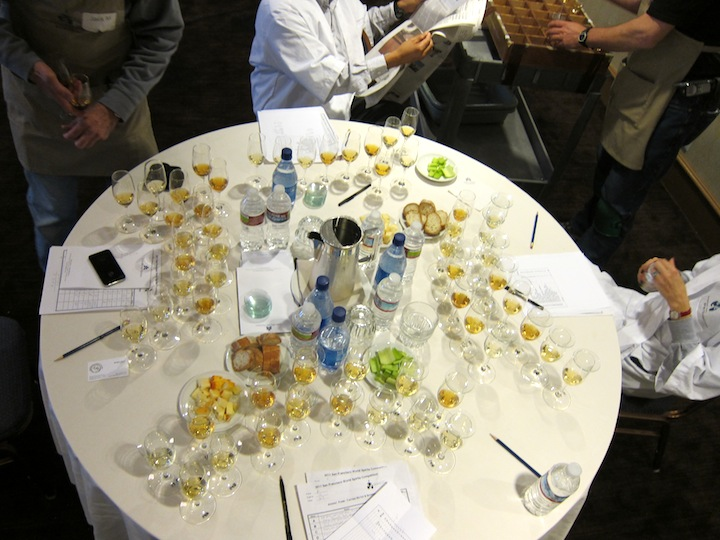 Another Round For SF World Spirits Competition