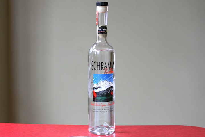 Schramm Organic Potato Vodka Review - Drink Spirits