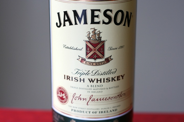 Jameson Irish Blended Whiskey