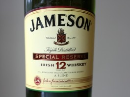 Jameson Special Reserve 12 Year Irish Whiskey
