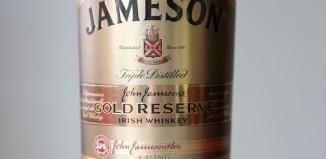 Jameson Gold Reserve Irish Whiskey