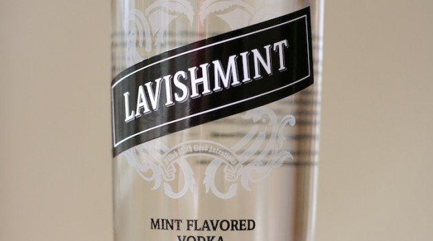 Lavishmint Mint Vodka