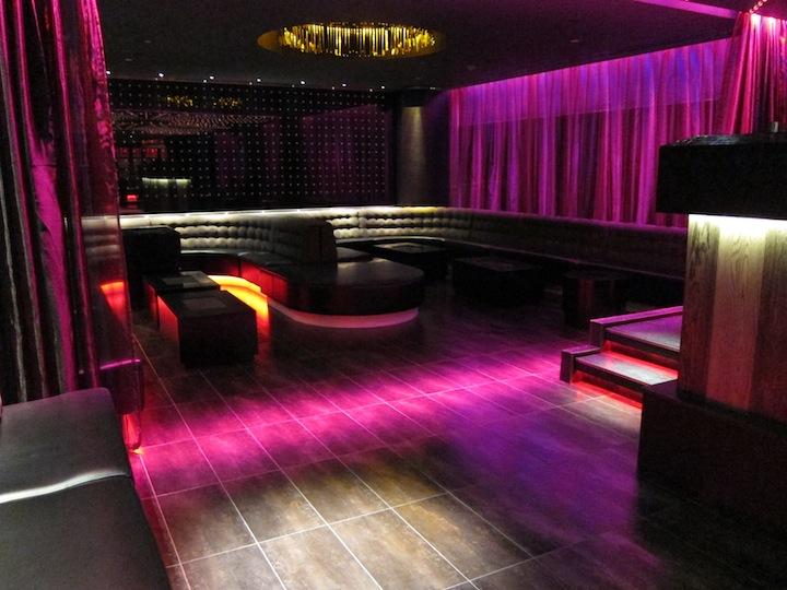 Playboy Club Night Club Dance Floor