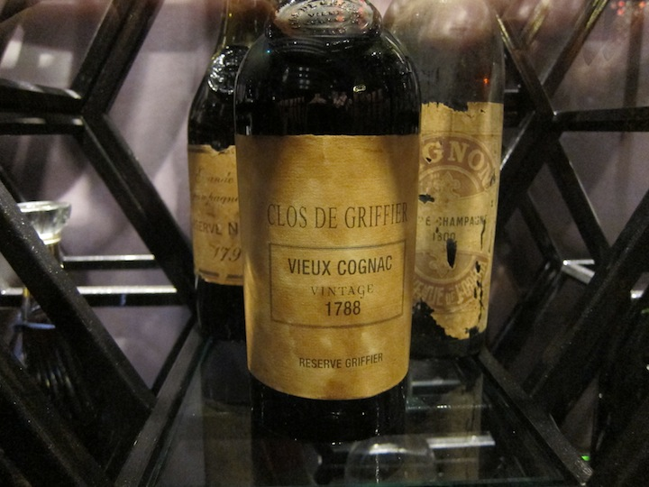 Cognac from 1788