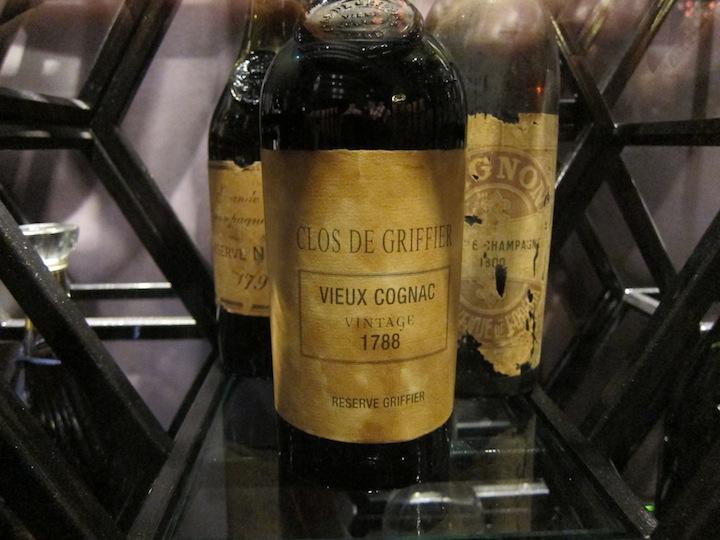 Cognac from 1788