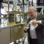 Desmond Payne Making Beefeater Gin