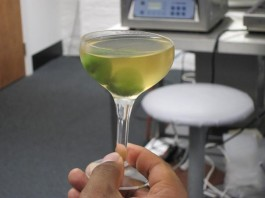 Reinventing The Dirty Martini