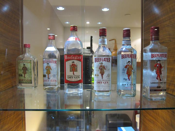 Beefeater Gin Through The Generations