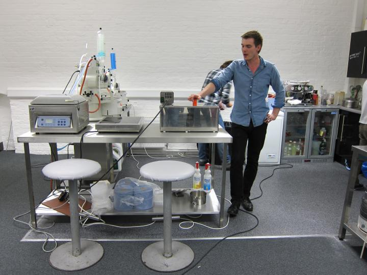 The Drink Factory Lab