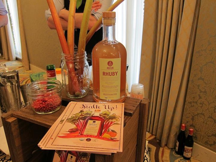 Rhuby Rhubarb Spirit From Art in The Age